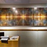 """Kaleidoscod"" - Reception Dot Cod Seafood Restaurant, HK"