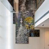 """Water & Fluidity"" at 'The Place' Office Tower, Shanghai"