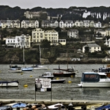 Englanish Seaside, Fowey Hotel Cornwall, UK