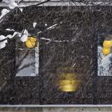 Falling Snow, Niseko Japan