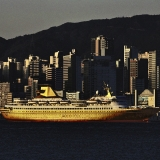Golden Cruise Ship, HK